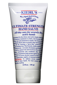 Kiehls crème main ultimate strength hand salve