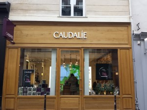 Caudalie Boutique Francs-Bourgeois Paris